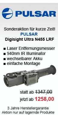 Pulsar Digisight Ultra N455 LRF Nachtsichtzielfernrohr