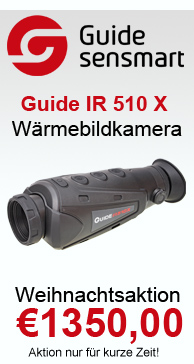 Aktion: Guide IR510X zum Aktionspreis