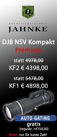 Aktion: Jahnke DJ8 NSV Kompakt Premium